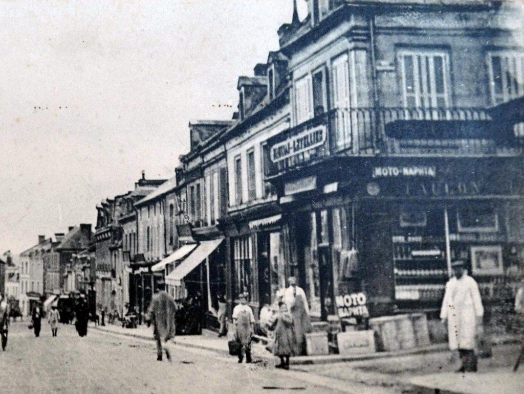 Photo du magasin Faucon Letellier
